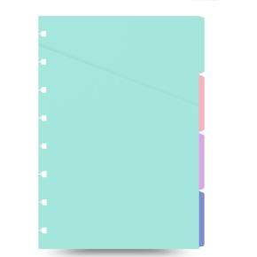 Filofax Registre A5 til Byg-Selv notesbog