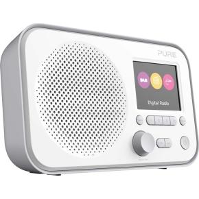 PURE Radio Elan E3 med FM/DAB/DAB, grå
