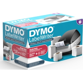 Dymo LabelWriter Wireless Value Pack, sort