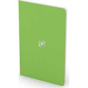Oxford Pocket Notes Notesbog, grøn