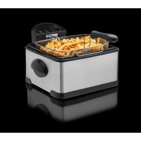 Gastronoma digital frituregryde 4 L inkl. 3 kurve