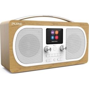 PURE Radio Evoke H6 Bluetooth med FM/DAB/DAB+, Eg