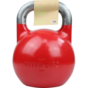 TITAN LIFE Kettlebell steel competition, 32 kg