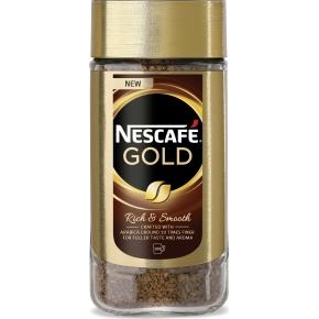 Nescafé Gold instant kaffe, 200g
