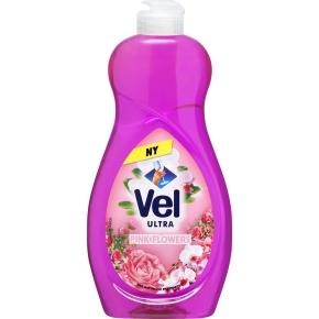 Vel Opvaskemiddel, Pink Flower, 500 ml