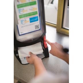Tork N4 Xpressnap Dispenser, Høj kapacitet, Sort
