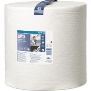 Tork W1 Premium Aftørringspapir, 1 rulle, hvid