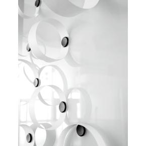 Lintex Mood Wall, 100 x 100 cm, opalhvid