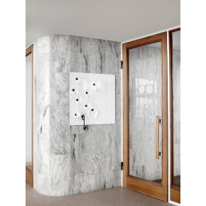 Lintex Mood Wall, 100 x 150 cm, opalhvid