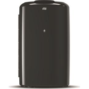 Tork B1 Affaldsspand, 50 liter, oval, sort