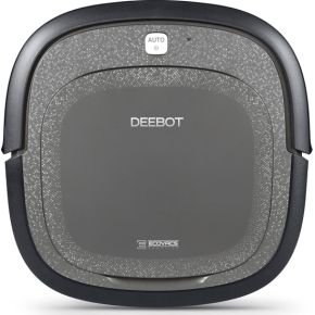 Ecovacs Deebot Slim 2 - Robotstøvsuger, sort