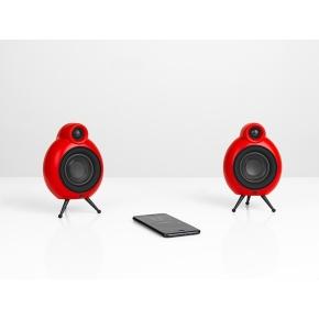 Podspeakers MicroPod BT MKII højtaler, mat rød