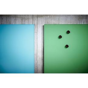 Lintex Mood Wall, 100 x 125 cm, grøn hopeful