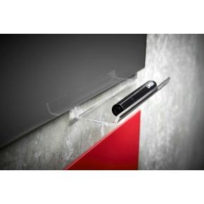 Lintex Mood Wall, 30 x 30 cm, mørkegrå classy