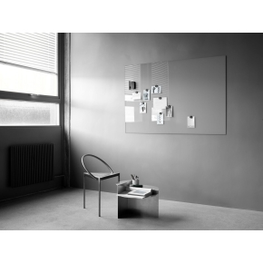 Lintex Mood Wall, 200 x 100 cm, lysegrå Shy