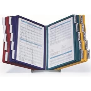 Durable Vario 20 Bord Infocenter, ass. farver