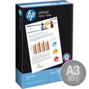 HP Office kopipapir A3/80g/500ark
