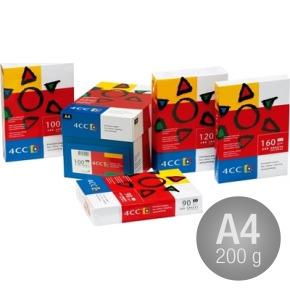 4CC ColorCopy laserpapir A4/200g/250ark