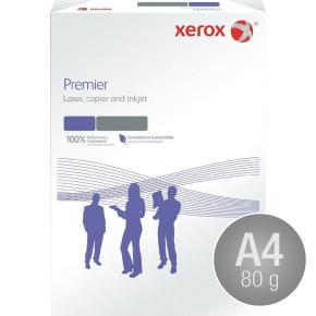 Xerox Premier kopipapir, A4/80g/500 ark