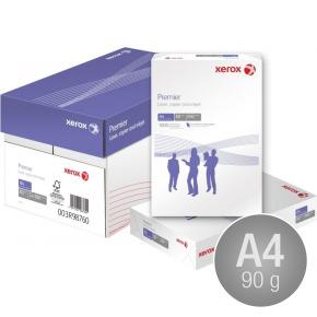 Xerox Premier kopipapir, A4/90g/500 ark