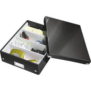 Leitz Click & Store Organizer boks medium, sort