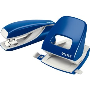 Leitz 5008 hulapparat, blå