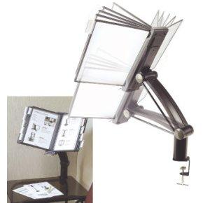 Infocenter Flex arm med 10 lommer