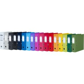 Elba Strong-Line brevordner A4, 50mm, sort