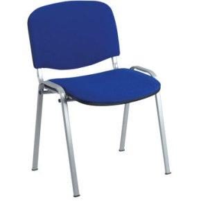 Casa konferencestol polster, blå