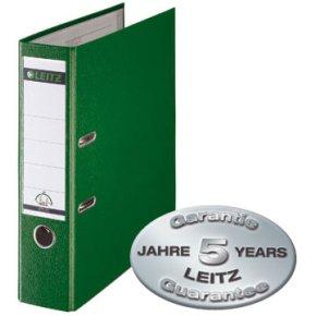 Leitz brevordner 180g A4, 50mm, grøn