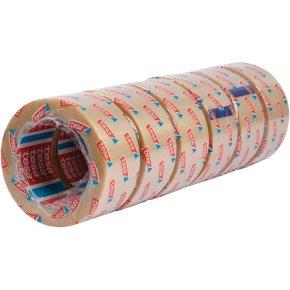 tesa Pakketape, 50 mm, præget PVC, klar