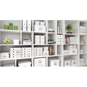 Leitz Click & Store opbevaringsboks small, sort