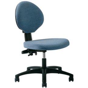 RBM 535 kontorstol, blå