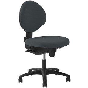 RBM 566 kontorstol, grå