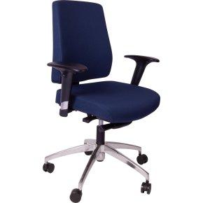 Merano kontorstol blå