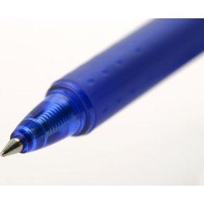 Pilot Frixion Clicker kuglepen, blå