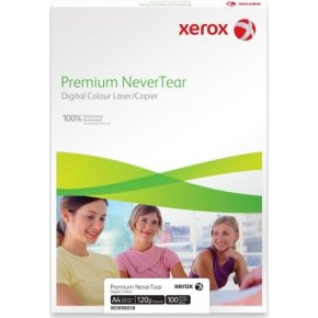 Xerox Premium Nevertear, A4/120mic/100 ark