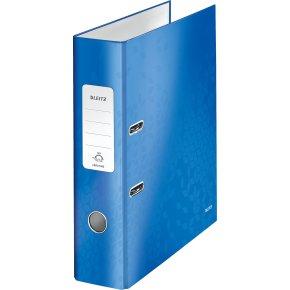 Leitz 180 WOW brevordner A4, 80mm, blå