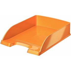 Leitz WOW brevbakke, orange metallic
