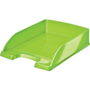 Leitz WOW brevbakke, grøn metallic