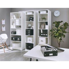 Leitz Click & Store hængemappearkiv, hvid