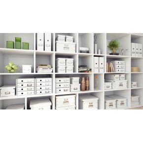 Leitz Click & Store CD-boks, orange