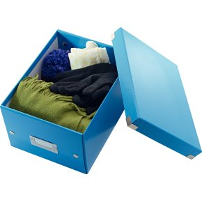 Leitz Click & Store opbevaringsboks small, blå