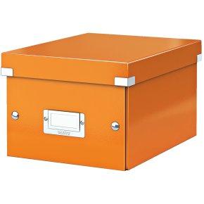 Leitz Click & Store opbevaringsboks small, orange