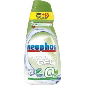 Neophos All-in-one gel til opvaskemaskinen, 1000ml