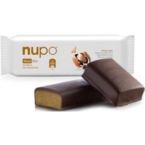 Nupo Meal bar hasselnød, 60 g