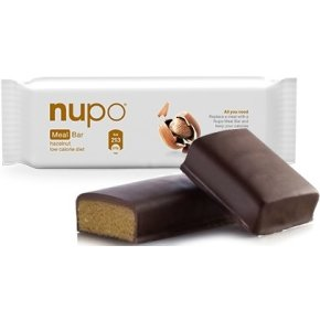 Nupo Meal bar hasselnød, 60 g