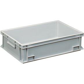 Lagerkasse 33 liter, Lukket håndtag, 60x40x15 cm