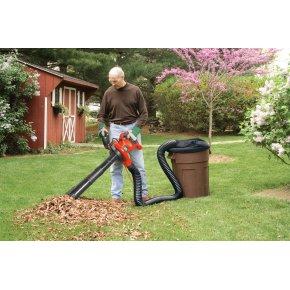 Black decker l vsuger bl ser gw3050 k b til fast lav pris lomax a s - Aspirateur pour feuilles mortes ...