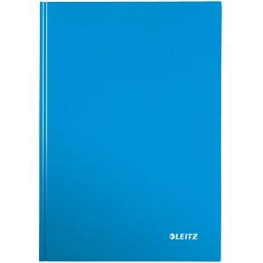 Leitz WOW notesbog A4, linjeret, blå